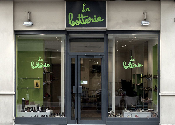 Boutique Chaussures Femmes Lyon